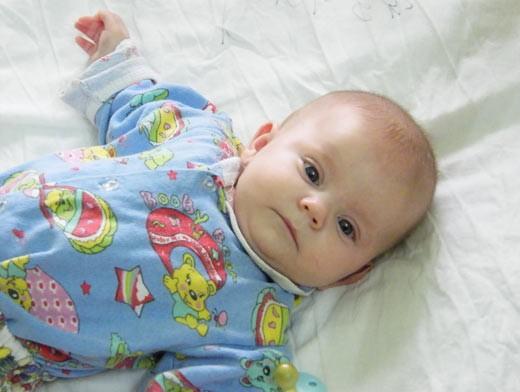 Фото грудного ребенка